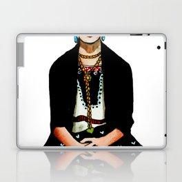 Frida Kahlo Mexican Artist Feminist Art Laptop & iPad Skin
