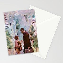 Léon & Mathilda Stationery Cards