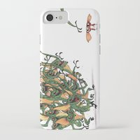 gizmo iPhone & iPod Cases featuring GIZMO CACA by olivier silven