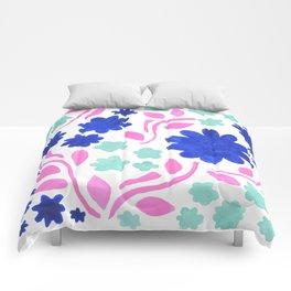 Cool Folk Floral Comforters