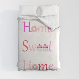 Sweet Home Comforters