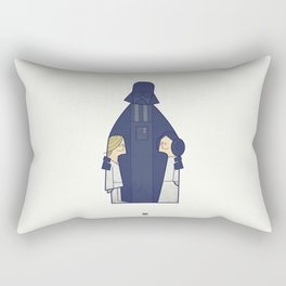 May the Love be with you Rectangular Pillow