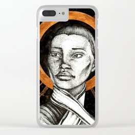 Ladies of Dragon Age: Vivienne Clear iPhone Case