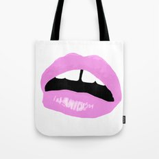 lipsies Tote Bag