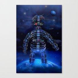 i robot Canvas Print