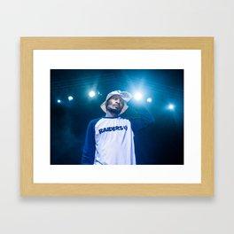 Del, The Funky Homosapien Framed Art Print