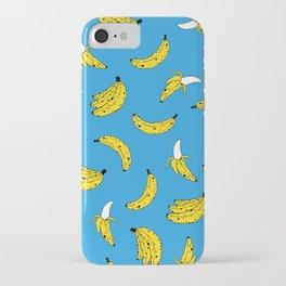 Banana Print iPhone Case