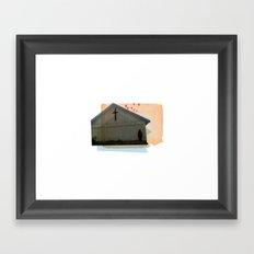 FAITH// Framed Art Print