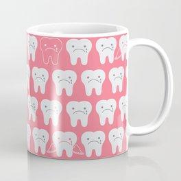 Sad Tooth Fairy Coffee Mug