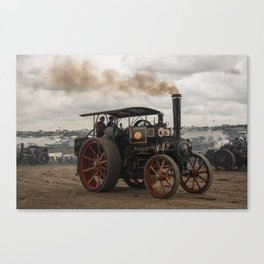 Mr Tweedie Canvas Print