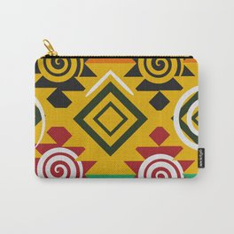 Geometric festival Carry-All Pouch