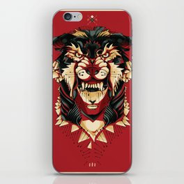 Red RidingHood iPhone Skin