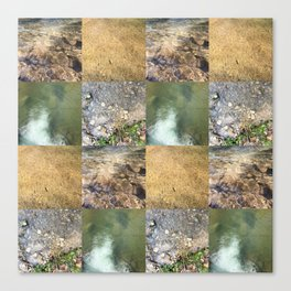 Tennessee Fresh Water Canvas Print