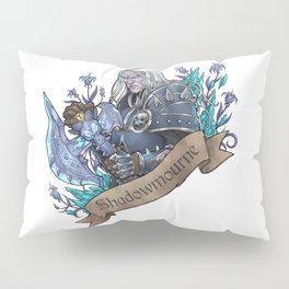 Prince of Darkness Pillow Sham