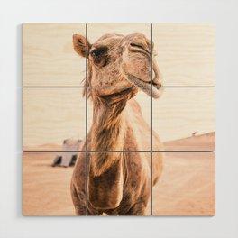 DUBAI Wood Wall Art