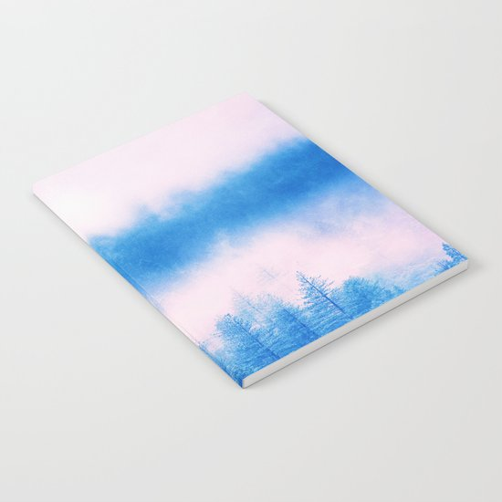 Pastel vibes 03 O -P Notebook