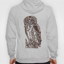 Tawny Owl Hoody
