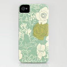 Midsummer Mint iPhone (4, 4s) Slim Case