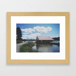roadtrip 7.10a Framed Art Print