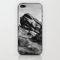 Vasquez Rocks iPhone & iPod Skin