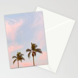 Palms in Paradise Stationery Cards