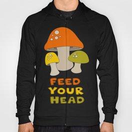 Retro Mushrooms Hoody