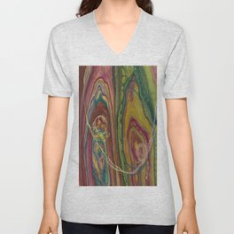 Sublime Compatibility (Intimate Reciprocity) Unisex V-Neck