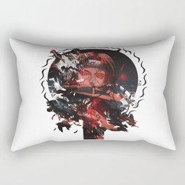 Apostate ninja Rectangular Pillow