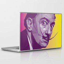 Salvador Dali Low Poly Collection Laptop & iPad Skin