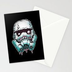 Monster Trooper Stationery Cards