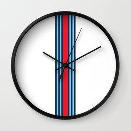 Racing Livery theme Wall Clock