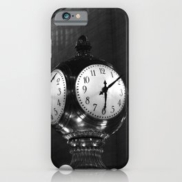 New York's Central Station iPhone Case
