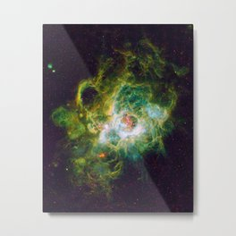New Star Nursery Metal Print