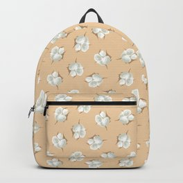 Cotton Blossom Toss in Georgia Peach Backpack