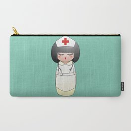 Kokeshi Nurse Carry-All Pouch