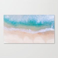 Bondi Beach, Australia Canvas Print
