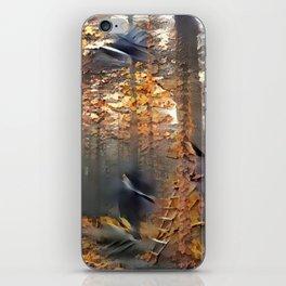 Spooky Woods iPhone Skin