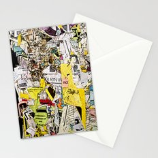 Shredded  Stationery Cards