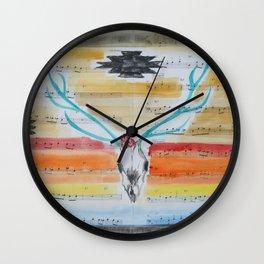 Rainbow Bridge Wall Clock