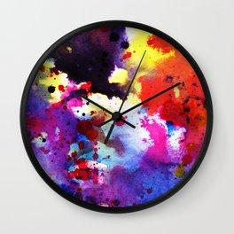 Art Block Wall Clock
