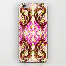 Confetti Snake iPhone & iPod Skin