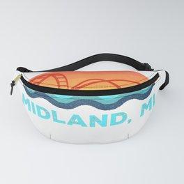 Midland,MI Fanny Pack