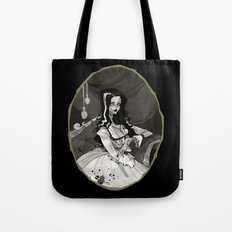 Bride of the Monster Tote Bag
