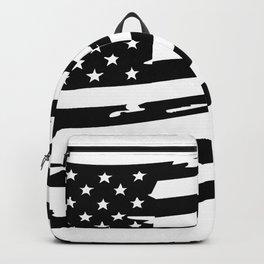 USA Flag, American flag - Distressed american flag, USA flags. Clip art, Art Print Backpack