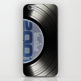 Vinil Movies 3 iPhone Skin