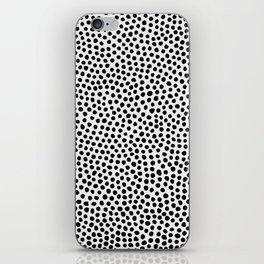 Dots Pattern iPhone Skin