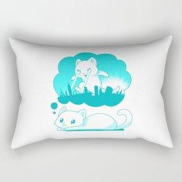WORLD DOMINATION Rectangular Pillow