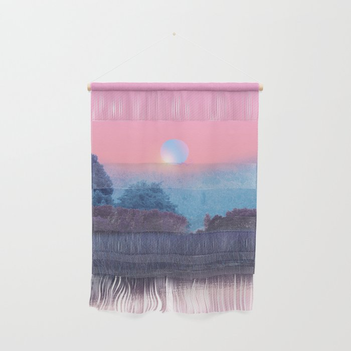 Landscape & gradients XVII Wall Hanging