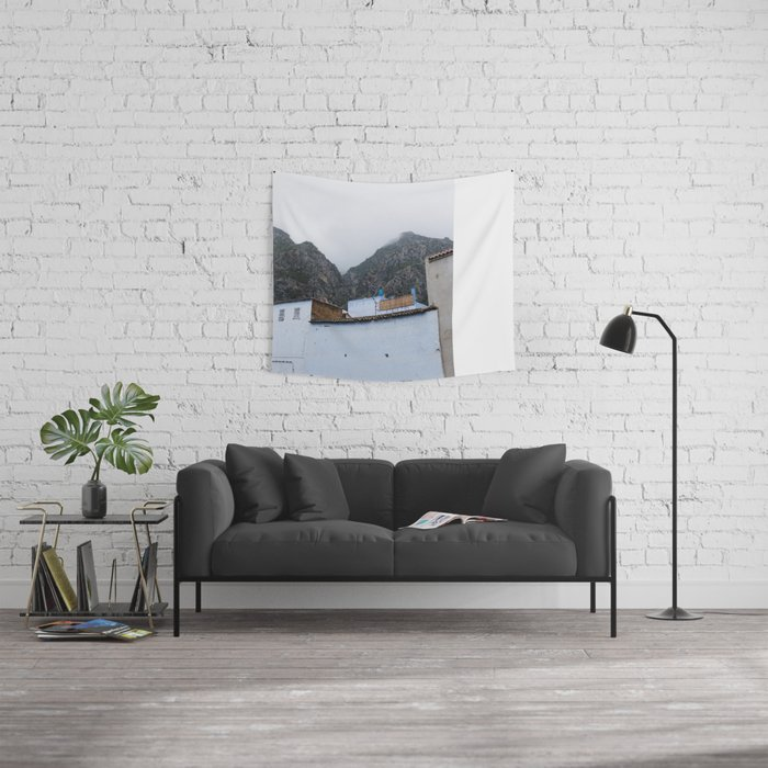 Chefchaouen Wall Tapestry