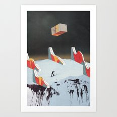 17:56 Art Print